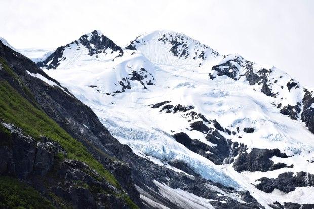 Byron Glacier before