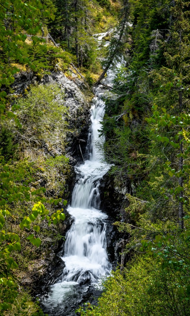 Random Waterfall in Coopers Landing Edited